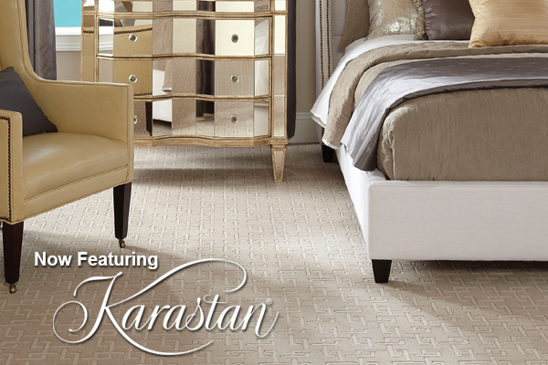 Save up to $1000 during National Karastan Month at Paul's Abbey Carpet & Floor in Fort Lauderdale!